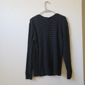Merona Long sleeve Button Up shirt (M)
